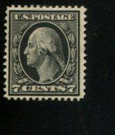USA MET SCHARNIER HINGED POSTFRISCH MIT FALZ AVEC CHARNIERE  SCOTT 407 - United States