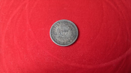 1882 Haiti 10 Cent SILVER - Haïti
