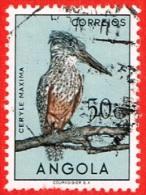 4 Timbres Diverses Valeurs Angola - Angola