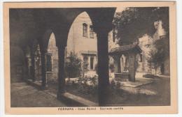 Ferrara Old Postcard Travelled 1929 To Budapest Bb160222 - Otros
