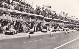72.  LE MANS.  CIRCUIT DE LA SARTHE.   LE DEPART. - Le Mans