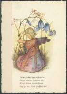 Spruchkarte     Ungelaufen - Briefmarken