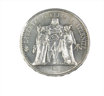 France - 10 Francs -  Hercule - 1967 -  Argent - Sup - J. 5 Francs
