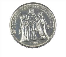 France - 10 Francs -  Hercule - 1968 -  Argent - Sup - Francia