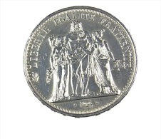 France - 10 Francs -  Hercule - 1968 -  Argent - Sup - J. 5 Francs