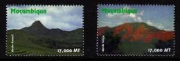 Mozambique MNH Scott #1519-#1520 Set Of 2 International Year Of Mountains - Mozambique
