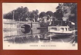 1 Cpa Toulouse Ecluse De La Garonne - Toulouse