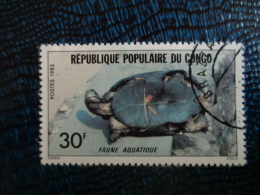 Congo 1982 N°684 Oblitéré - Gebraucht