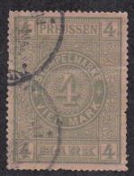 FISCAL PRUSSE PREUSSEN STEMPLEMARKE REVENUE - 1857-1916 Empire