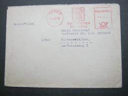 1948 , Jena    , Freistempel  Auf  Brief - Sowjetische Zone (SBZ)