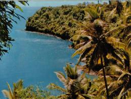 ARCHIPEL  DES  COMORES  -ANJOUAN    ROUTE DE SIMA   (SCRITTA) - Comorre
