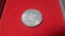 Pays-Bas, Juliana, 2-1/2 Gulden, 1959, SUP, Argent - [ 3] 1815-… : Reino De Países Bajos