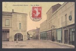 L' ISLE JOURDAIN - Rue De Metz - Sin Clasificación