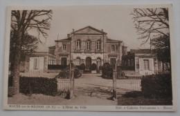 MAUZE SUR LE MIGNON L HOTEL DE VILLE - Mauze Sur Le Mignon