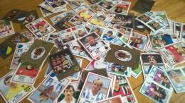Figurine Panini 1986 - Set 1 -  Fußball - Football - Trading Cards