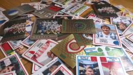 Figurine Panini 1986 - Set 2 -  Fußball - Football - Trading Cards