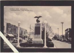 Etats Unis - New York - World War Memorial, Lindenhurst, Long Island - Long Island