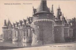 France Bonnetable Chateau Vue D'ensemble - Bonnetable