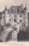 Belgium Chenonceaux Le Chateau Ensemble et Facade Thomas-Bohier