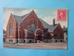 First Baptist Church Fond Du Lac, Wis. - Etats-Unis