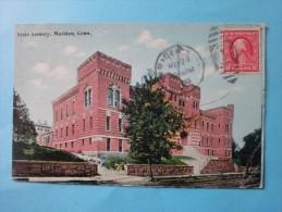 MERIDEN  State Armory - Etats-Unis