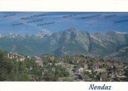 Schweiz Wallis  Nendaz - VS Valais