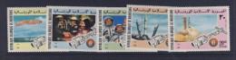 MAURITANIE 1975 ESPACE SCOTT N°339/40-C56/58 NEUF MNH** - Space
