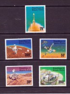 HAUTE VOLTA 1976 ESPACE YVERT N°388/90-A208/09 NEUF MNH** - Space