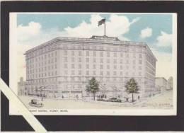 Etats Unis - Flint - Durant Hotel - Flint