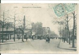 Lyon  Croix Rousse   Boulevard - Lyon