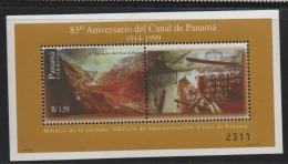 LOT 663 - PANAMA BF  N° 46   ** - PEINTURES Canal Du Panama - Cote 10 € - Altri