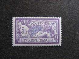 F). TB N° 206, Neuf X . - France