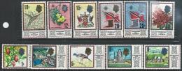 Trinidad & Tobago  1968-9  Sc#139-54, 157   17 Diff  MLH*   2016 Scott Value  $9.25 - Trinidad & Tobago (1962-...)