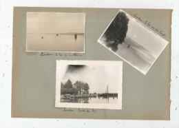 Page D´un Album De Photos , Allemagne , Lindau , LOT DE 3 PHOTOGRAPHIES, Frais Fr : 2.70€ - Plaatsen