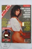 1993 Spanish Men´s Magazine - Donna Ewin, Sharon Stone, Norma Jean Almodovar - Revistas & Periódicos