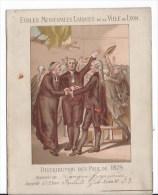 Ecoles Municipales Laiques De La Ville De Lyon 1879 1880 - Diploma & School Reports