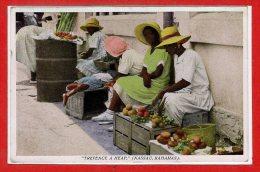 AMERIQUE  - ANTILLES - BAHAMAS - Trepence A Heap ( Nassau - Bahamas