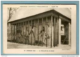 Exposition Coloniale Internationale ---  Paris 1931  --- Lejeune Peintre --  R572 - Ausstellungen