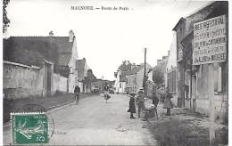 EMERAINVILLE - MALNOUE - Route De Paris - Non Classés