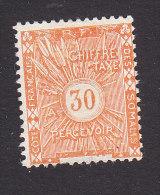 Somali Coast, Scott #J5, Mint No Gum, Postage Due, Issued 1915 - Côte Française Des Somalis (1894-1967)