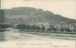 88 REMIREMONT / Vue Générale Prise De La Roche D'Alma / - Remiremont