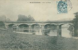 88 SAINT ETIENNE LES REMIREMONT / Pont Le Prieur / - Saint Etienne De Remiremont