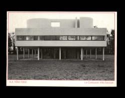 78 - POISSY - Villa Savoye - Le Corbusier - Architecture - Poissy