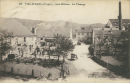 88 LE VAL D'AJOL / Les Chênes, Le Tissage / - Autres Communes