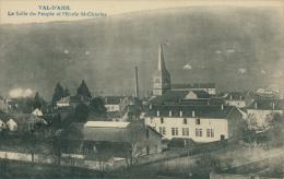 88 LE VAL D'AJOL / Salle Du Peuple Et Ecole Saint Charles / - Andere Gemeenten