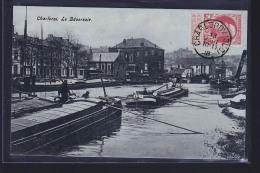 CHARLEROI DESERVOIR 1908 - Charleroi