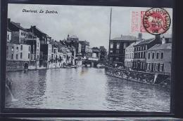 CHARLEROI SAMBRE 1908 - Charleroi