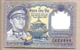 Nepal - Banconota Non Circolata Da 1 Rupia P-22e - 1990 - Nepal