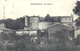 POITOU CHARENTE - 17 - CHARENTE MARITIME - MONTELEGER - Vue Générale - France
