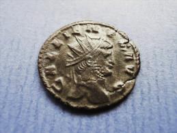 GALLIENUS (253-268) Antoninian Rome Mint CENTAURUS - 5. Der Soldatenkaiser (die Militärkrise) (235 / 284)
